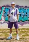 Nike Sportswear - AIR EDGE 270 - Baskets montantes - universe blue/black/white