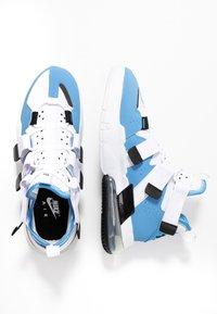 Nike Sportswear - AIR EDGE 270 - Sneakersy wysokie - universe blue/black/white - 2