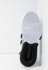 Nike Sportswear - AIR EDGE 270 - Sneakersy wysokie - universe blue/black/white - 5