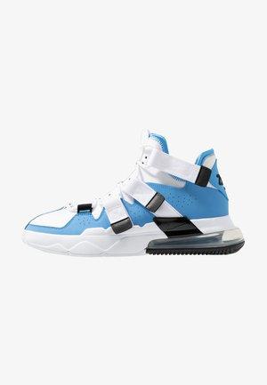 AIR EDGE 270 - Sneakers hoog - universe blue/black/white