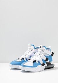 Nike Sportswear - AIR EDGE 270 - Sneakersy wysokie - universe blue/black/white - 3
