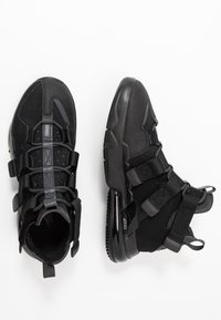 Nike Sportswear - AIR EDGE 270 - High-top trainers - black/anthracite - 1