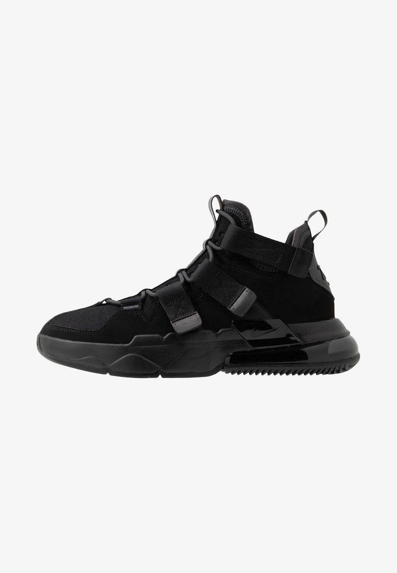 Nike Sportswear - AIR EDGE 270 - High-top trainers - black/anthracite
