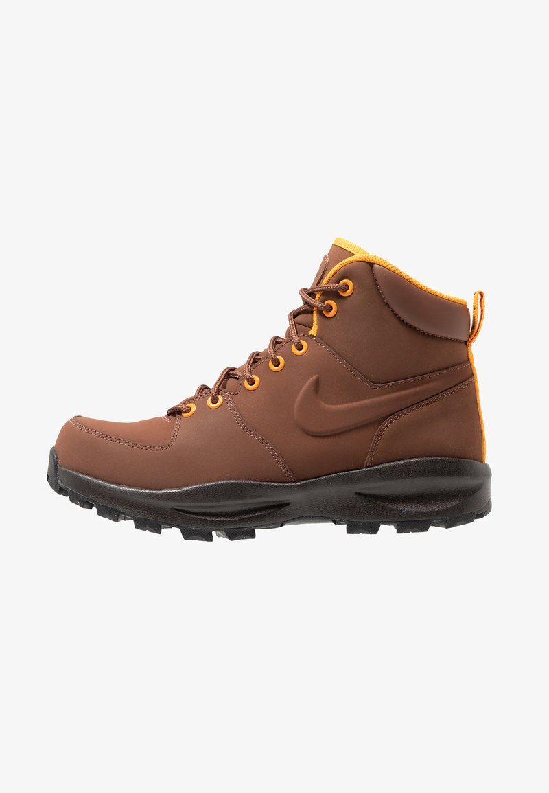 Nike Sportswear - MANOA - Lace-up ankle boots - fauna brown