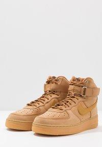 Nike Sportswear - AIR FORCE 1 - Baskets montantes - flax/wheat - 2