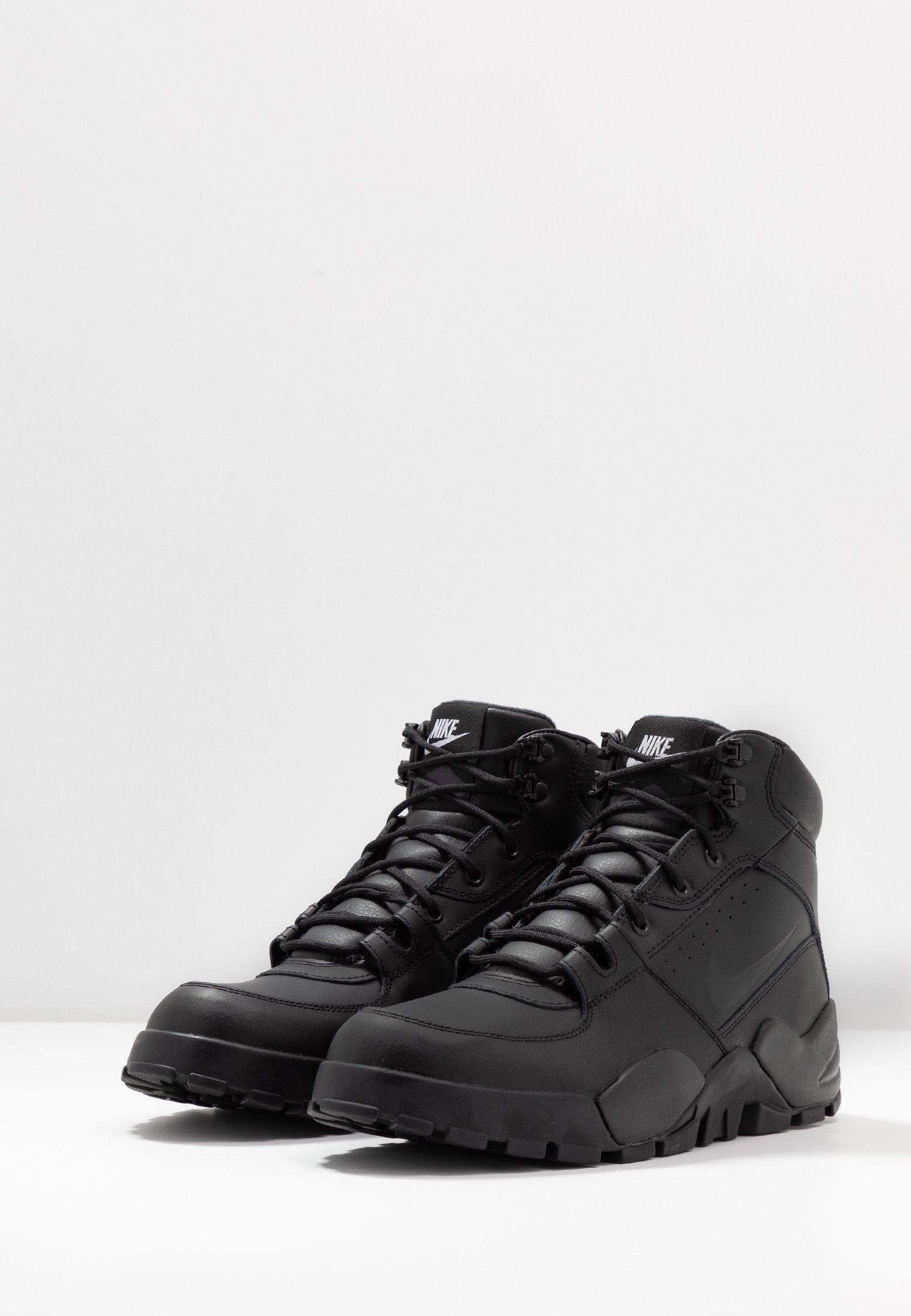 Sportswear Nike anthracite RHYODOMOBaskets montantes black white LSMVpqUGz