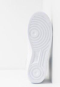Nike Sportswear - AIR FORCE 1 - Sneakers hoog - white/wolf grey/dark grey/black - 4