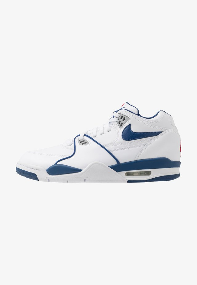 AIR FLIGHT 89 - Sneakers hoog - white/dark royal blue/varsity red