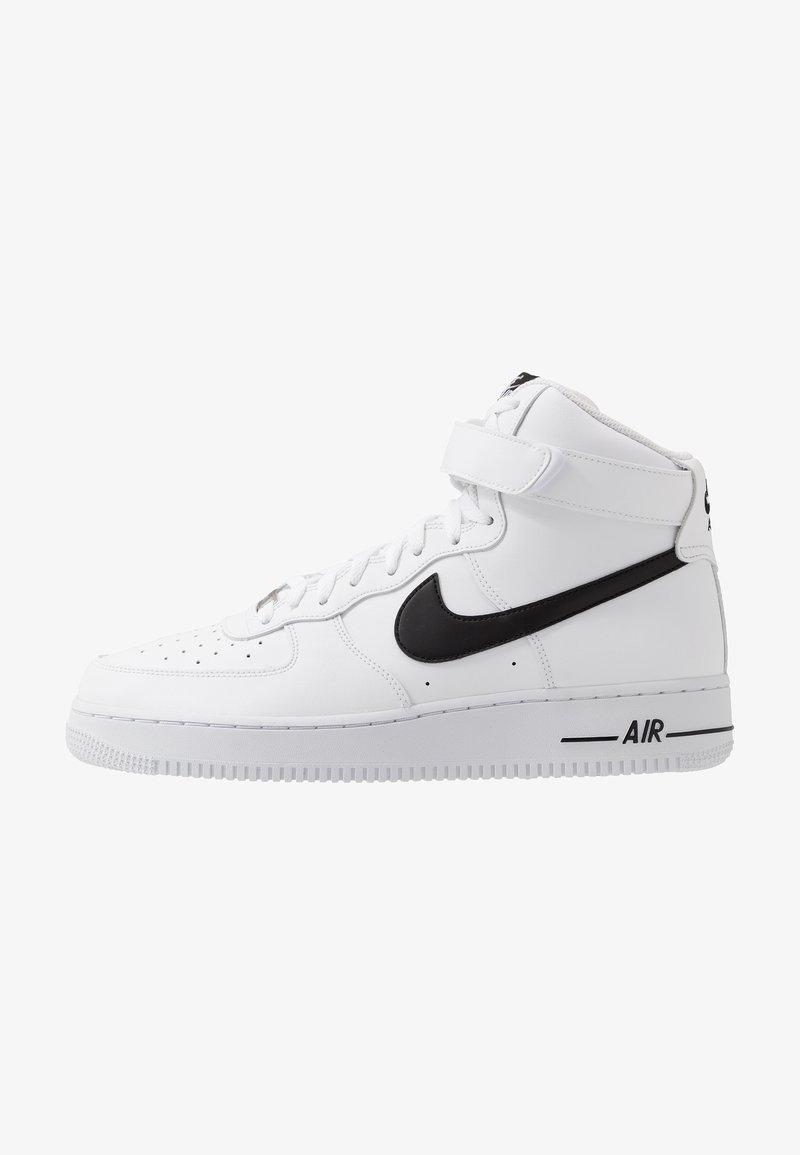 Nike Sportswear - AIR FORCE 1 '07  - Zapatillas altas - white/black