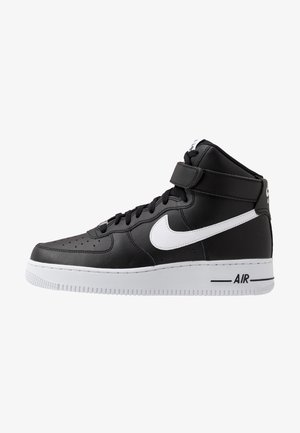 AIR FORCE 1 '07  - Korkeavartiset tennarit - black/white