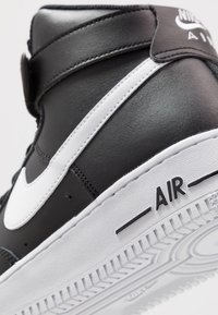 Nike Sportswear - AIR FORCE 1 '07  - Vysoké tenisky - black/white - 7