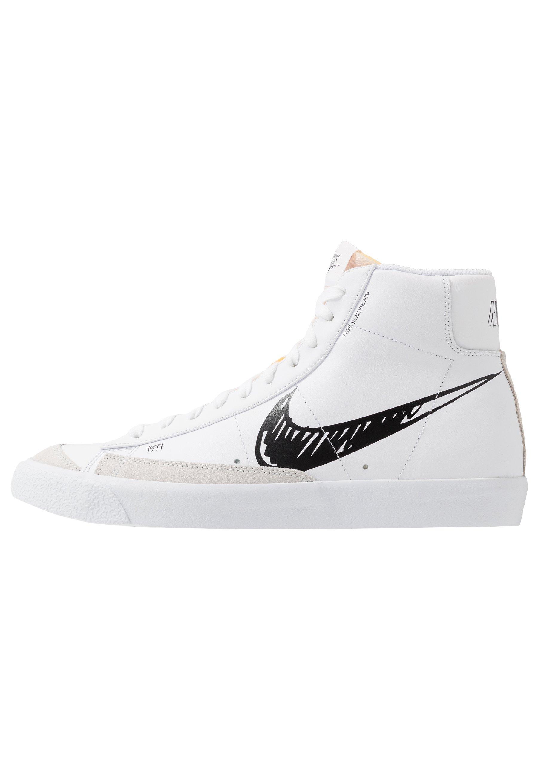 BLAZER MID VNTG '77 Sneakers alte whiteblack