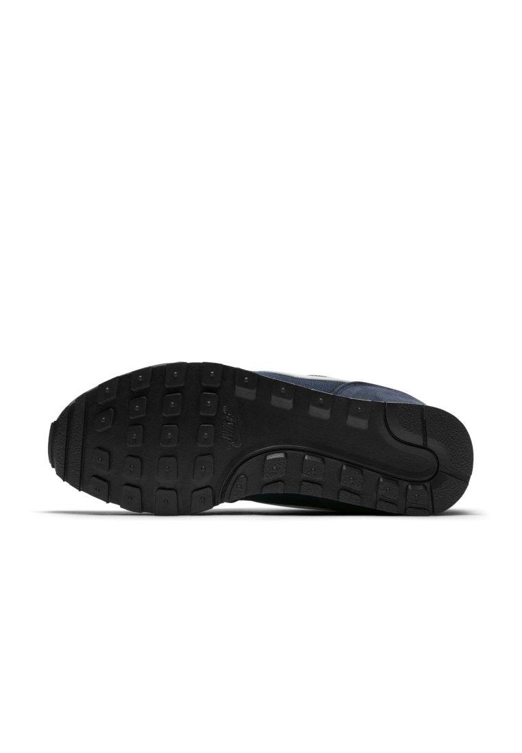 Nike Sportswear RUNNER 2 - Sneakersy niskie - midnight navy/wolf grey/white