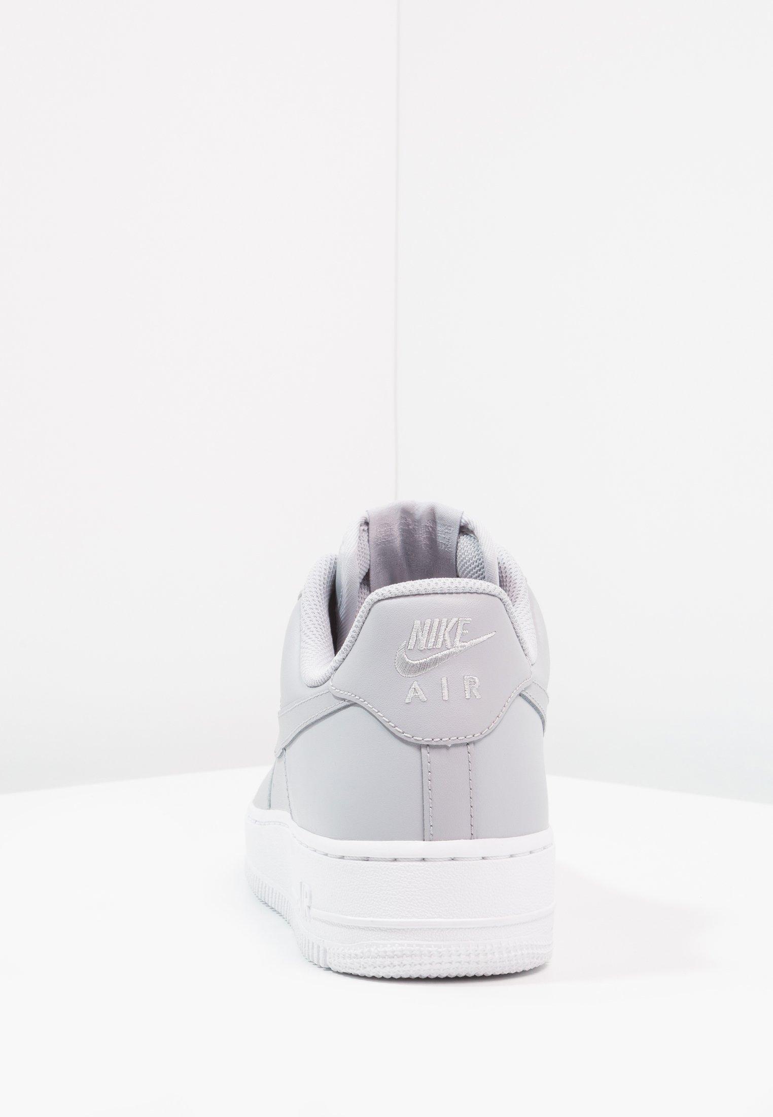 AIR FORCE Sneakersy niskie wolf greywhite