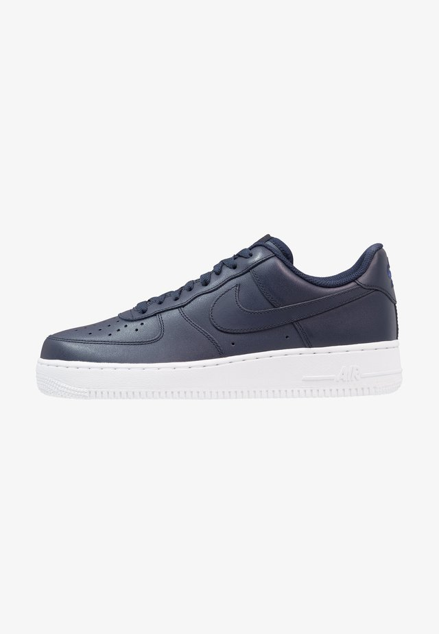 AIR FORCE - Sneakersy niskie - obsidian/white