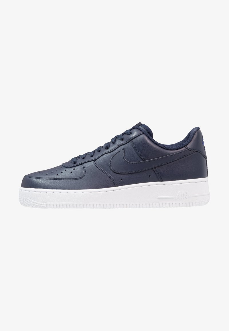 Nike Sportswear - AIR FORCE - Trainers - obsidian/white