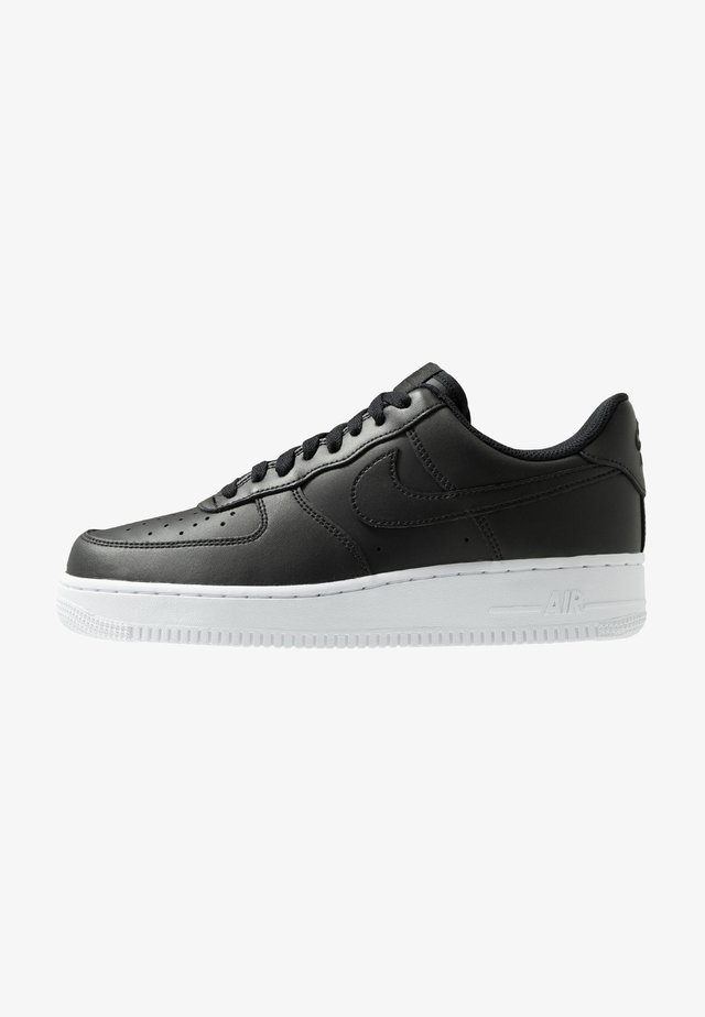 AIR FORCE - Tenisky - black/white