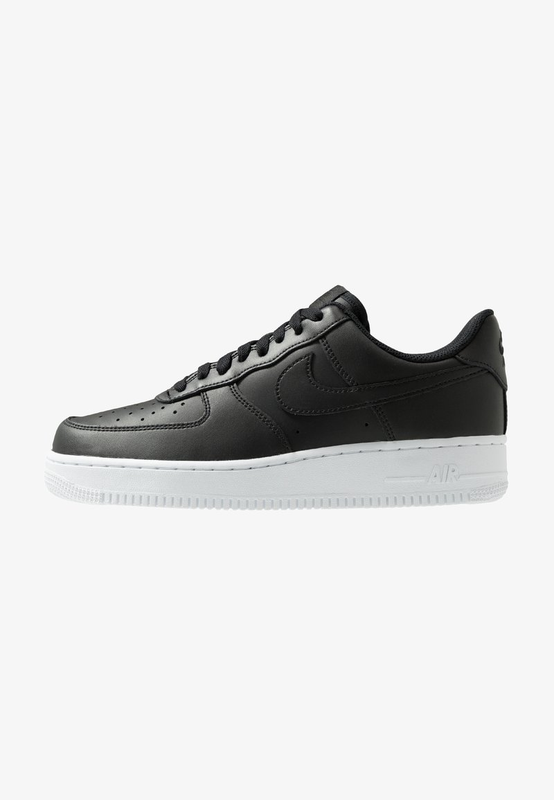 Nike Sportswear - AIR FORCE - Sneakers basse - black/white