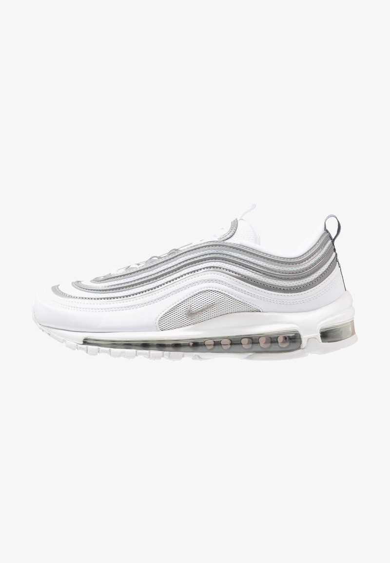 Nike Sportswear - AIR MAX 97 - Sneakersy niskie - white/reflect silver/wolf grey