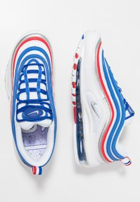 Nike Sportswear - AIR MAX 97 - Sneakers basse - game royal/metallic silver/university red - 2