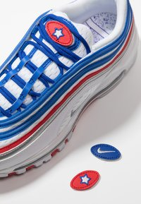 Nike Sportswear - AIR MAX 97 - Sneakers basse - game royal/metallic silver/university red - 6