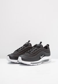 Nike Sportswear - AIR MAX 97 - Sneakersy niskie - black/white - 2