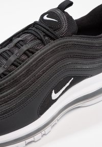 Nike Sportswear - AIR MAX 97 - Sneakersy niskie - black/white - 5