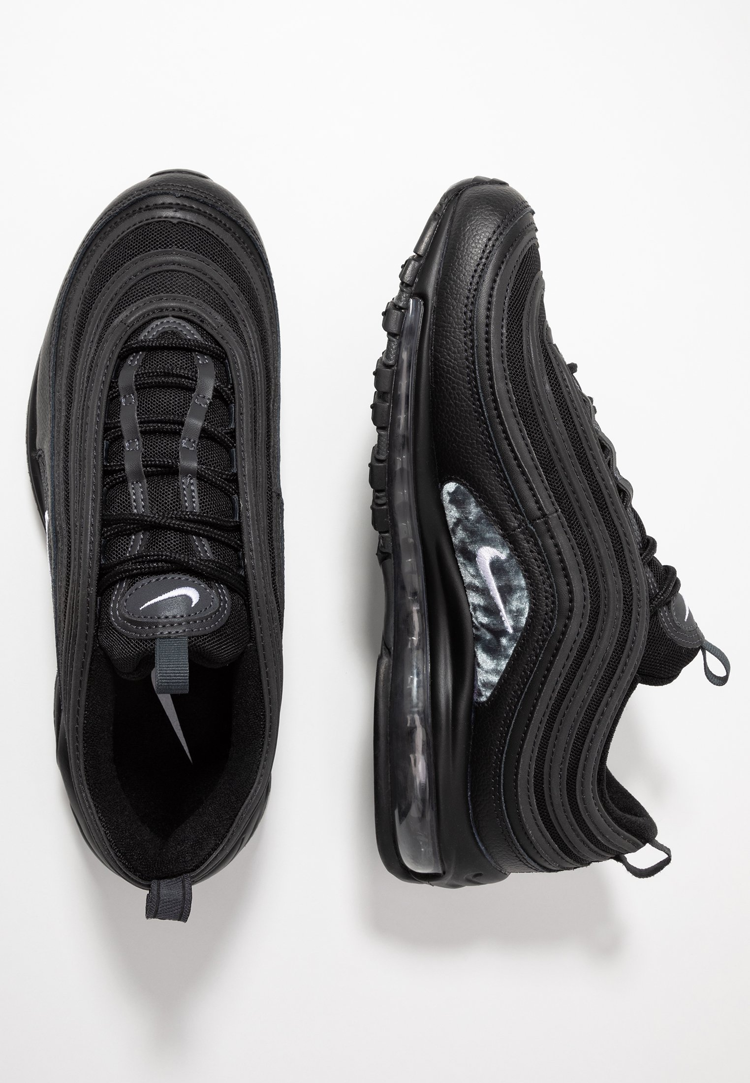 AIR MAX 97 Sneakers blackwhiteanthracite
