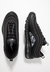 Nike Sportswear - AIR MAX 97 - Sneakers laag - black/white/anthracite - 1