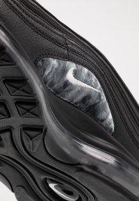 Nike Sportswear - AIR MAX 97 - Sneakers laag - black/white/anthracite - 5