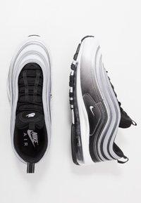 Nike Sportswear - AIR MAX 97 - Sneakers laag - black/white/reflect silver - 1