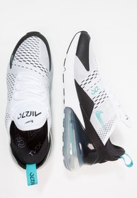 Nike Sportswear - AIR MAX 270 - Sneakers - black/white/dusty cactus - 1