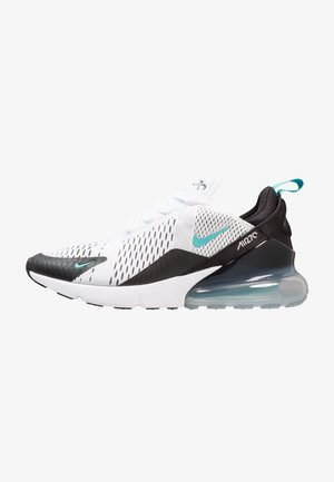 AIR MAX 270 - Sneakersy niskie - black/white/dusty cactus