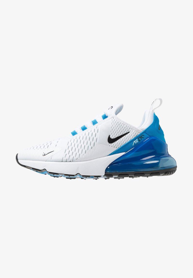 Nike Sportswear - AIR MAX 270 - Sneakers - white/black/photo blue/pure platinum