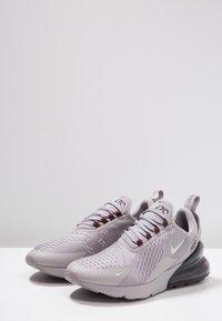 Nike Sportswear - AIR MAX 270 - Trainers - atmosphere grey/light silver/burgundy crush - 2