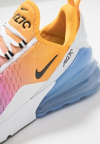 Nike Sportswear - AIR MAX 270 - Sneakers - university gold/black university blue/psychic pink - 5