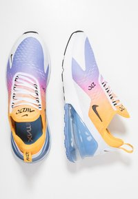 Nike Sportswear - AIR MAX 270 - Sneakers - university gold/black university blue/psychic pink - 1