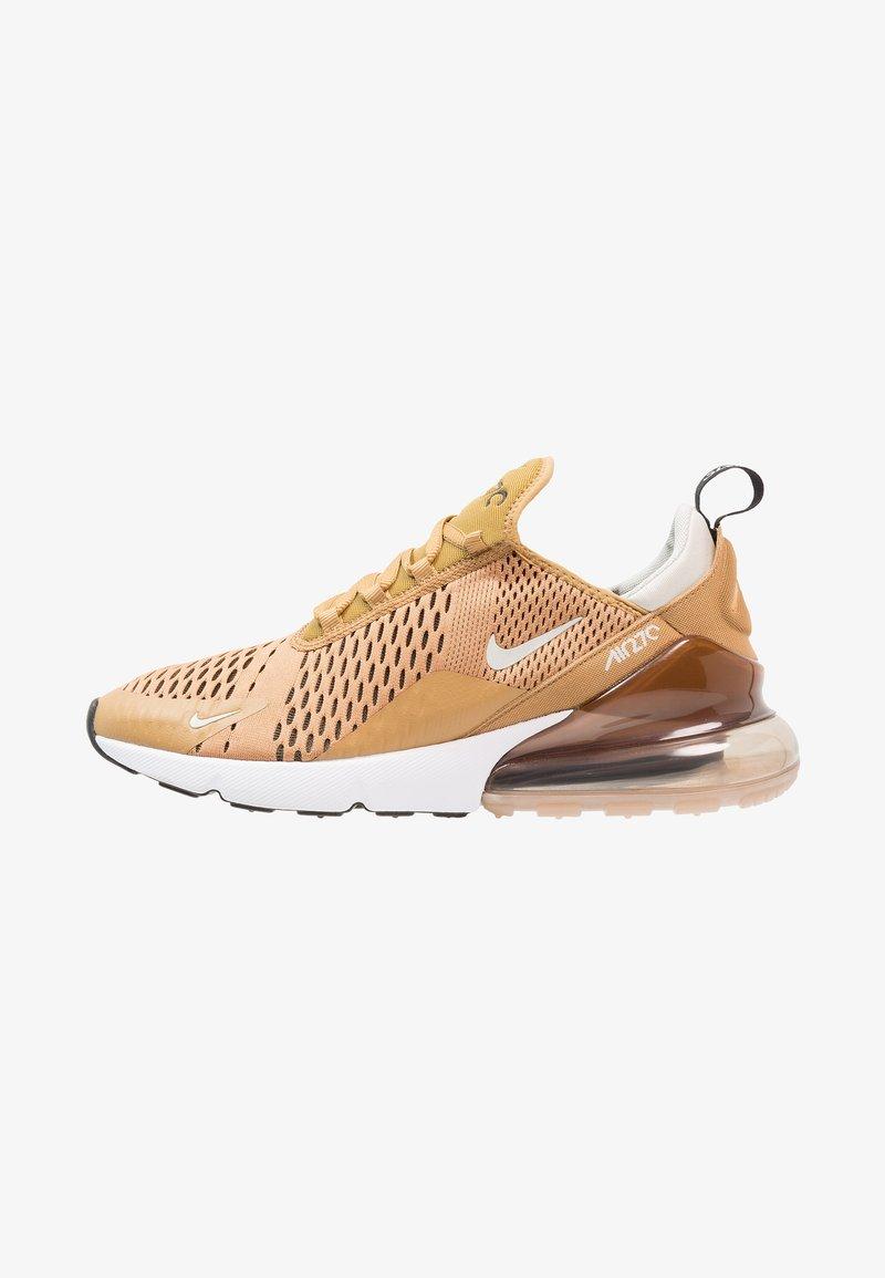 Nike Sportswear - AIR MAX 270 - Sneaker low - elemental gold/black/light bone