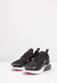 Nike Sportswear - AIR MAX 270 - Sneakers laag - black/anthracite/white/solar red - 1