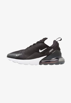 AIR MAX 270 - Sneakers basse - black/anthracite/white/solar red