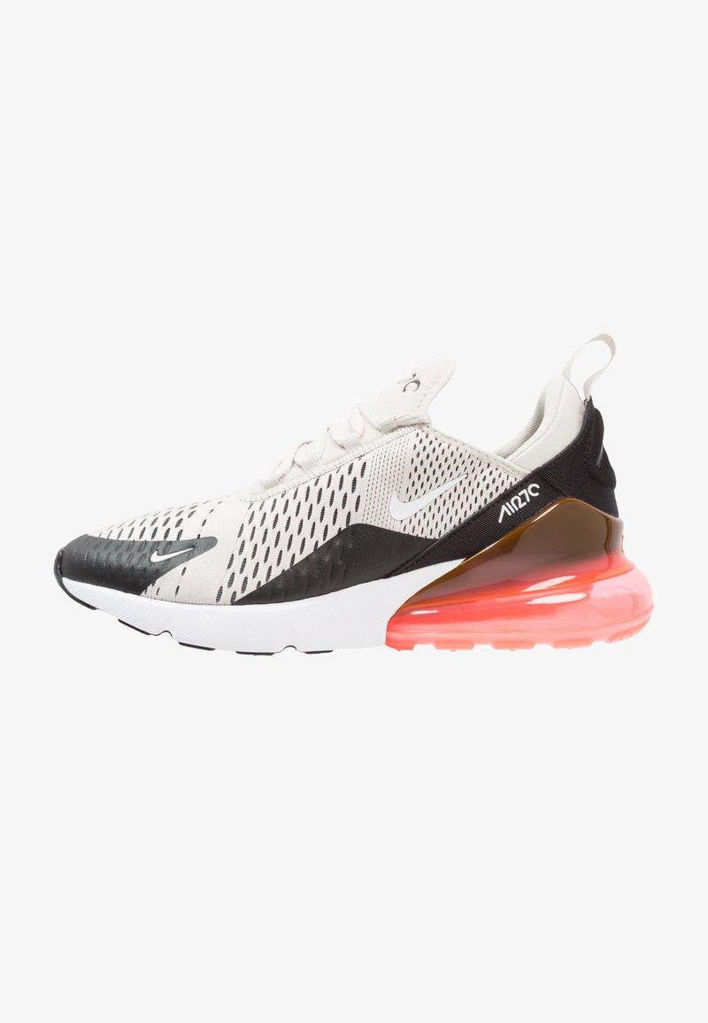 Nike Sportswear - AIR MAX 270 - Trainers - black/light bone/hot punch/white