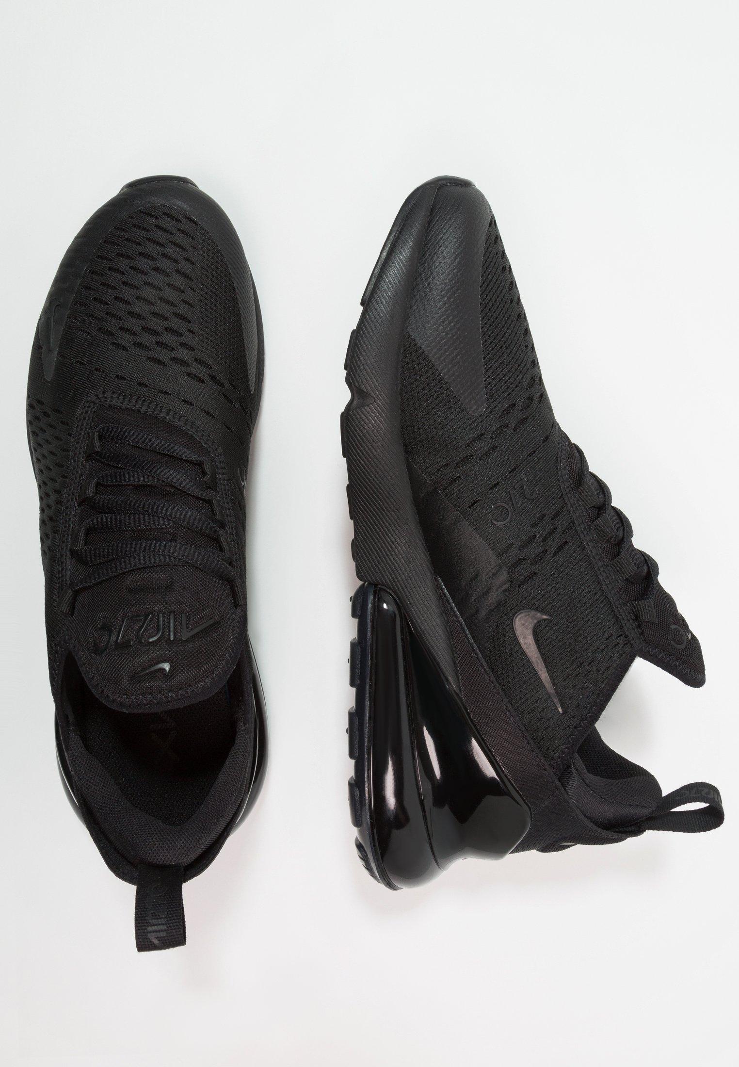 Nike Sportswear AIR MAX 270 - Sneakers basse - black - Zalando.it