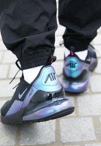 Nike Sportswear - AIR MAX 270 - Sneakers - black/laser fuchsia/regency purple/anthracite - 5