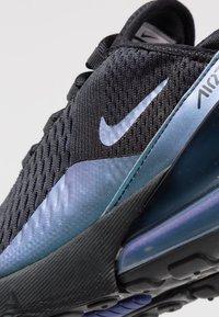 Nike Sportswear - AIR MAX 270 - Sneakers - black/laser fuchsia/regency purple/anthracite - 6