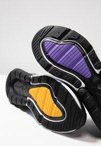Nike Sportswear - AIR MAX 270 - Sneakers - black/flash crimson/university gold/psychic purple/kinetic green/white - 6