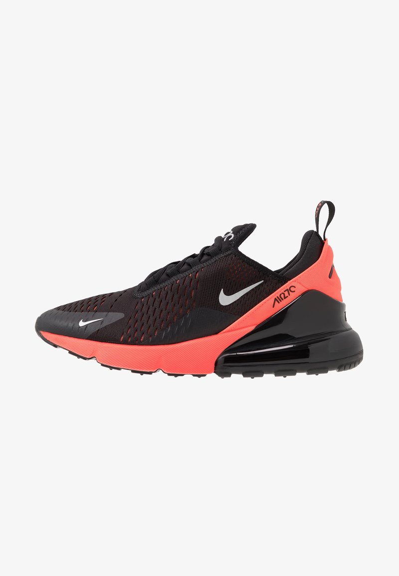 Nike Sportswear - AIR MAX 270 - Sneakers - black/metallic silver/bright crimson