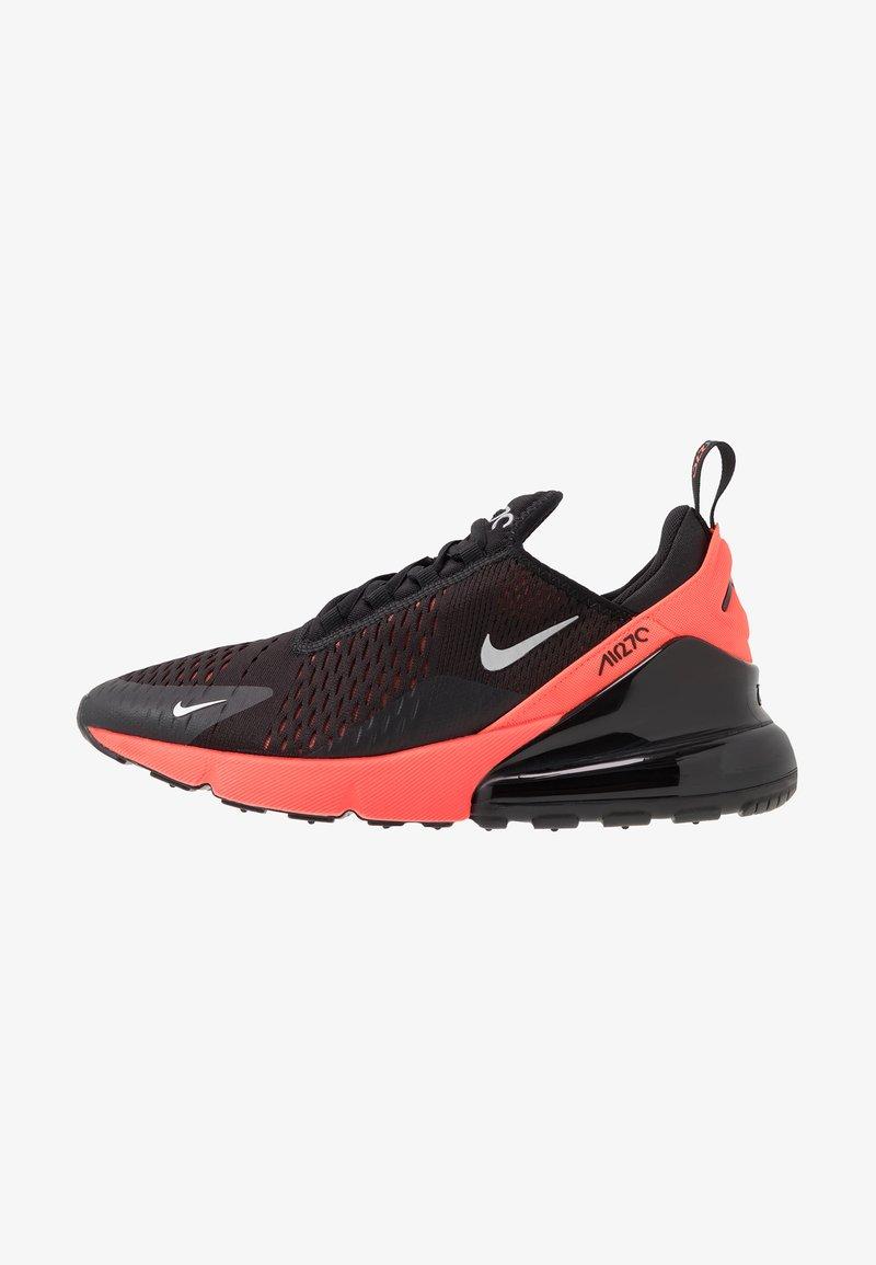 Nike Sportswear - AIR MAX 270 - Sneaker low - black/metallic silver/bright crimson