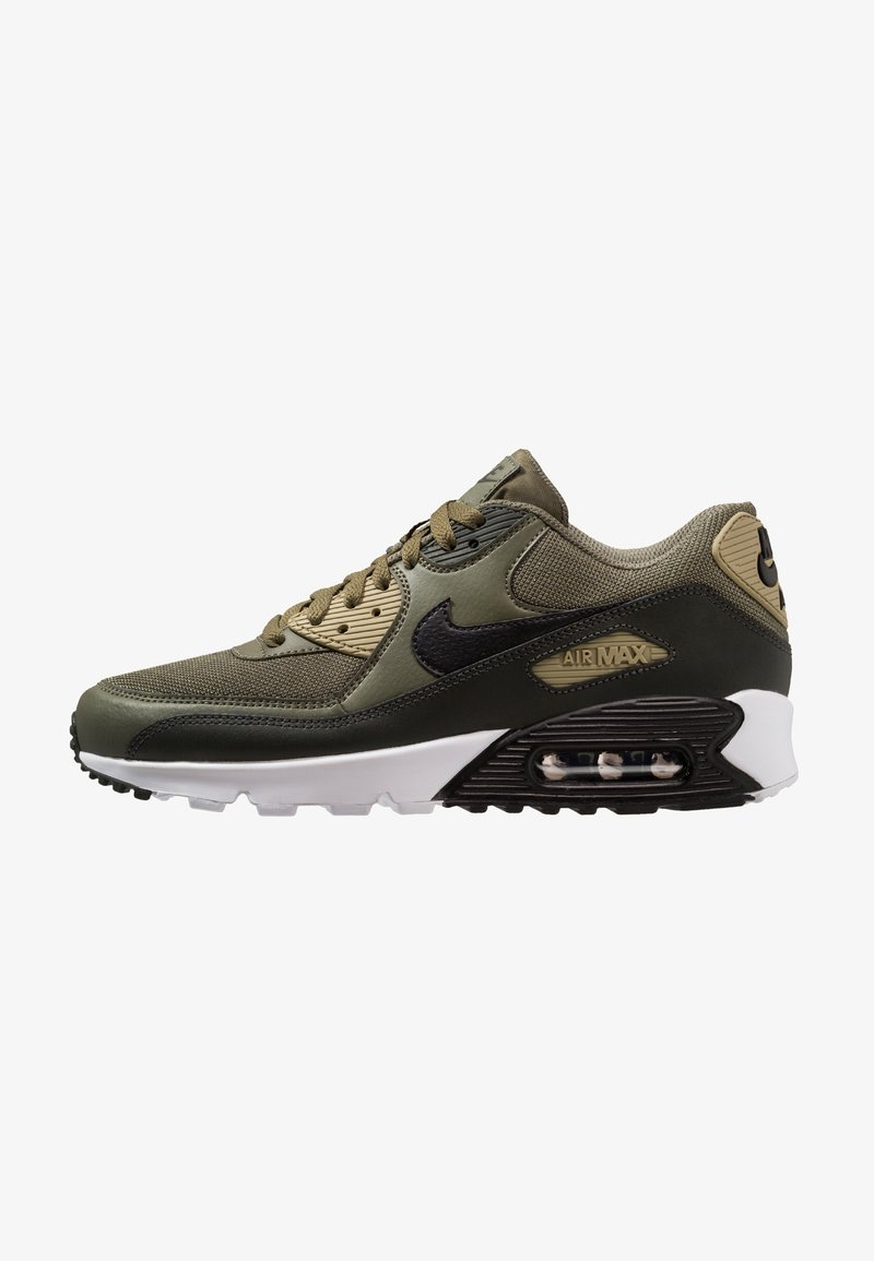 Nike Sportswear - AIR MAX 90 ESSENTIAL - Baskets basses - medium olive/sequoia/neutral olive/black