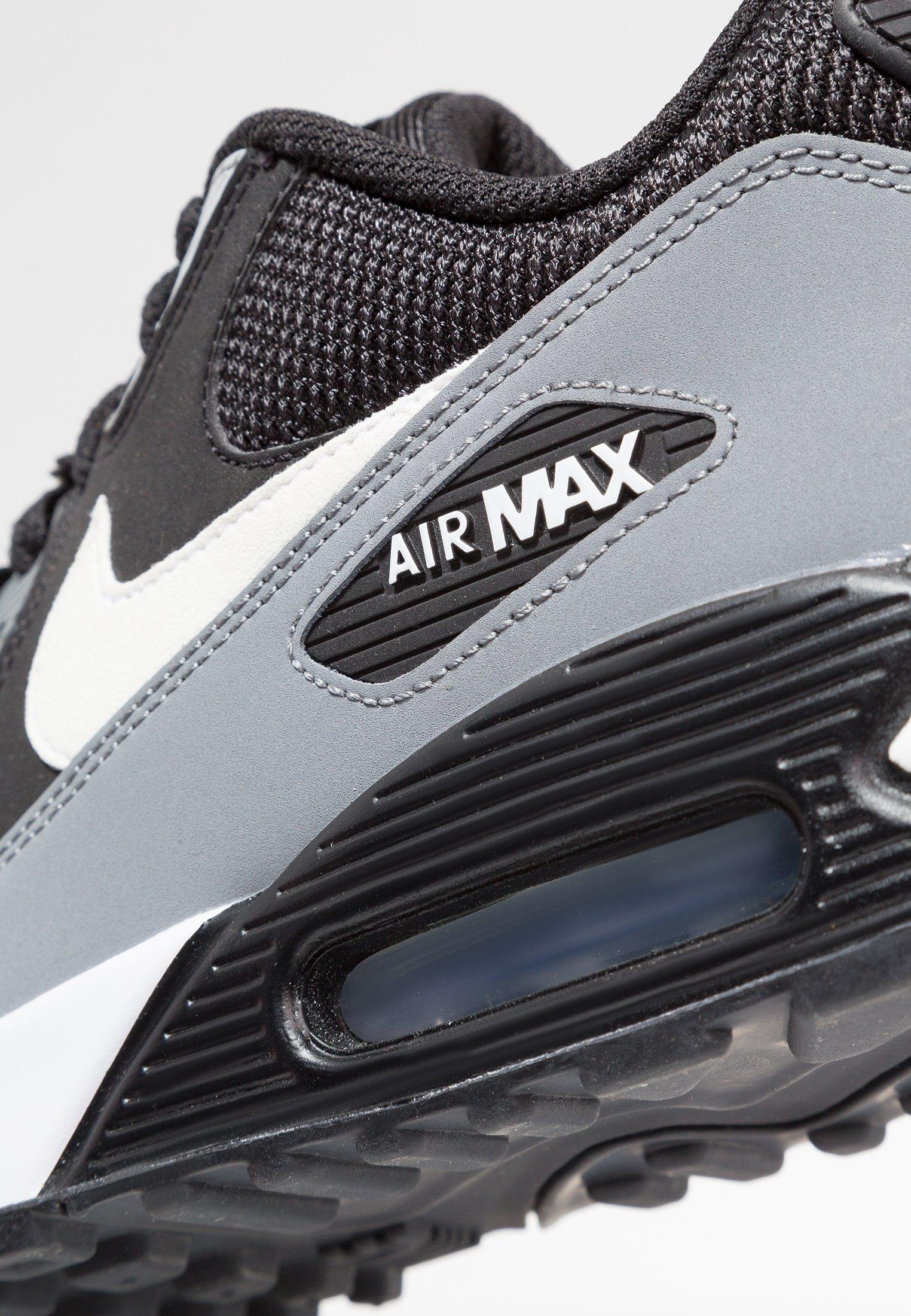 Nike Sportswear AIR MAX 90 ESSENTIAL Sneakers laag black