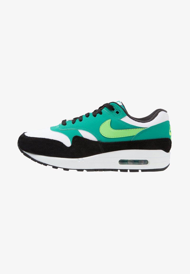 Nike Sportswear - AIR MAX  - Sneakers laag - white/green strike/neptune green/black
